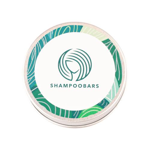 Shampoo Bar blikje-Blikje